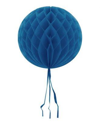 Dekorationsboll Blå - 30 cm