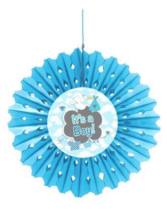 Dekorationsboll It's a boy - 30 cm