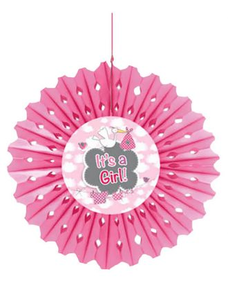 Dekorationsboll It's a girl - 30 cm