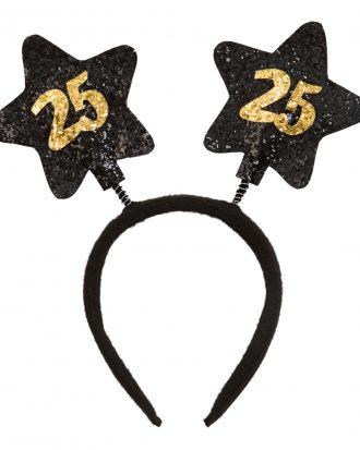 Diadem Birthday Star - 25