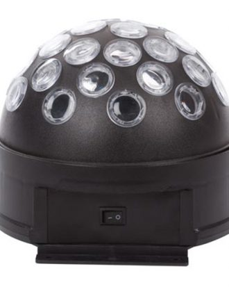 Discolampa RGB Fireball