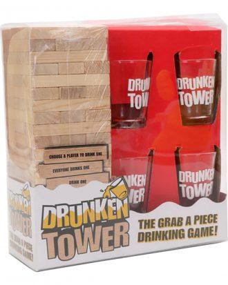 Drunken Tower Partyspel