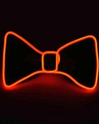 El Wire LED Fluga - Orange