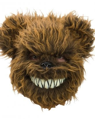Elak Nallebjörn Brun Mask - One size