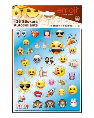 Emoji Klistermärken