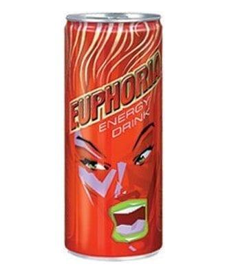 Euphoria Energy Drink - 24-pack