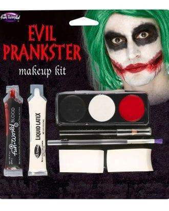 Evil Prankster Sminkset