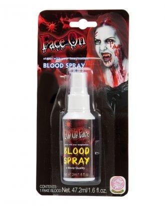 FaceOn Blodspray