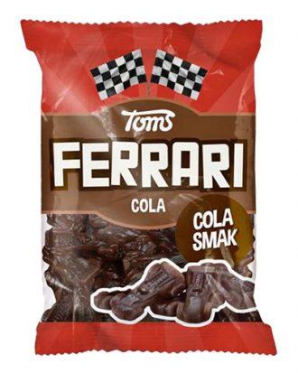 Ferrari Cola i Påse - 120 gram