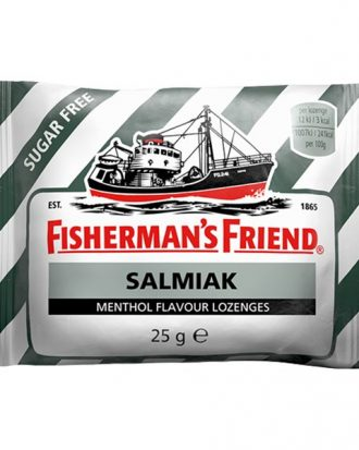 Fisherman's Friend Salmiak - 25 gram