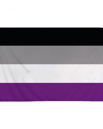 Flagga Asexuell