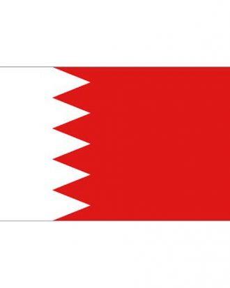 Flagga Bahrain