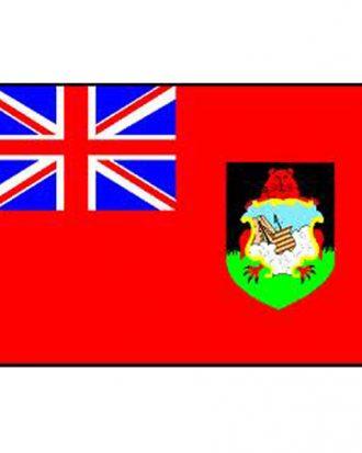 Flagga Bermuda