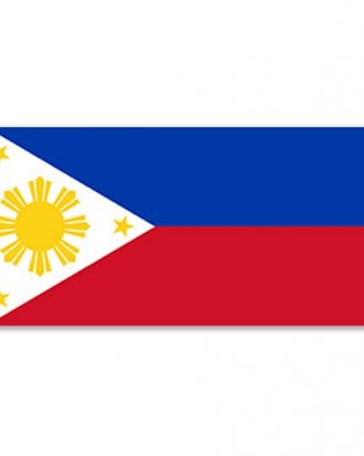 Flagga Filippinerna