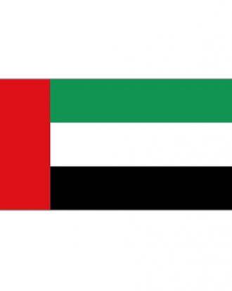 Flagga Förenade Arabemiraten