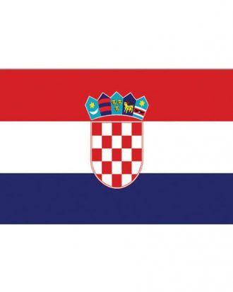 Flagga Kroatien - 150 x 90 cm