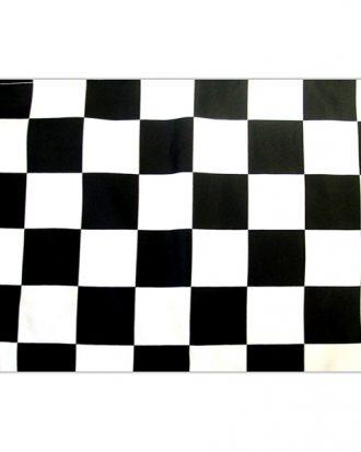 Flagga Schackrutig