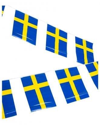 Flaggirlang Sverige