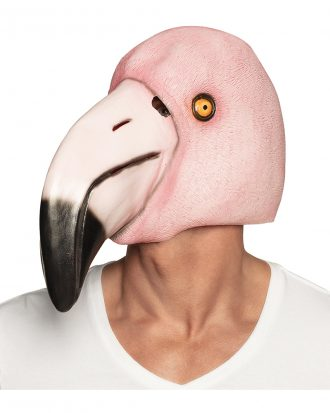 Flamingo Mask - One size