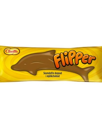 Flipper Choklad - 1-pack