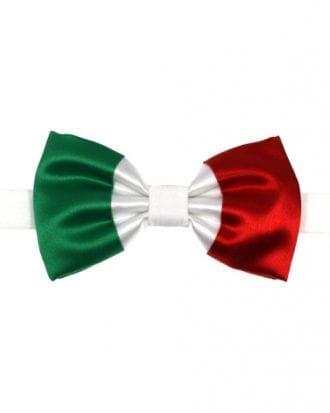Fluga i Satin Italien