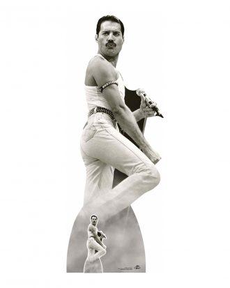 Freddie Mercury Kartongfigur