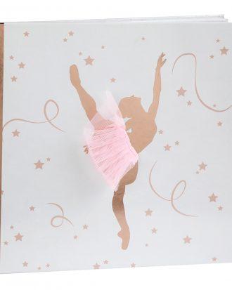 Gästbok Ballerina