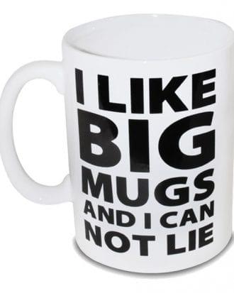 Gigantisk Kaffemugg