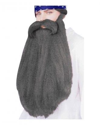 Gigantiskt Skägg med Mustasch