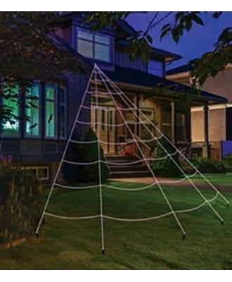 Gigantiskt Spindelnät till Trädgård