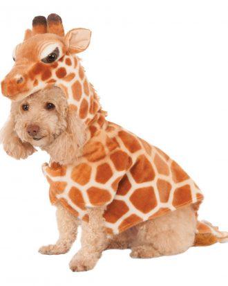 Giraff Hund Maskeraddräkt - Large