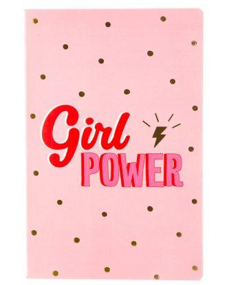 Anteckningsblock Girl Power
