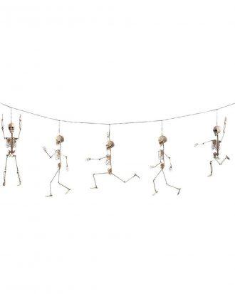 Girlang Dansande Skelett