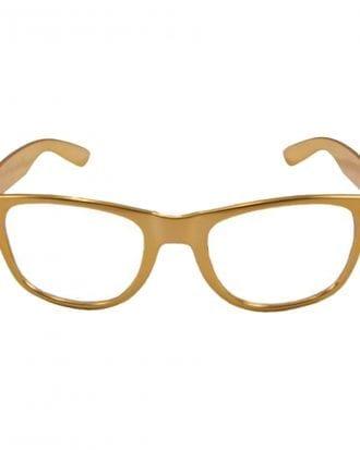 Glasögon Guld