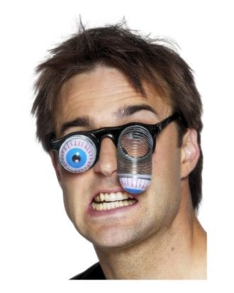 Glasögon med Hängande Ögon