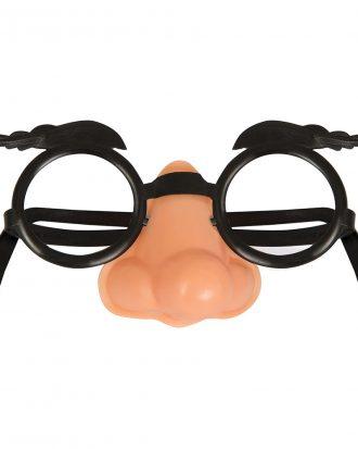 Glasögon med Näsa för Barn - 4-pack