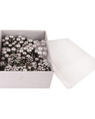 Glitterbär Silver - 1-pack