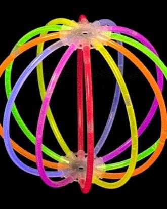 Glowstickboll