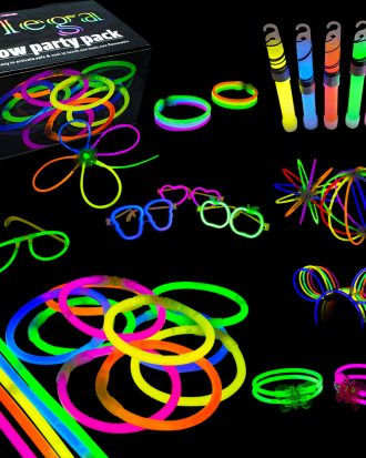 Glowsticks Mega Party Pack
