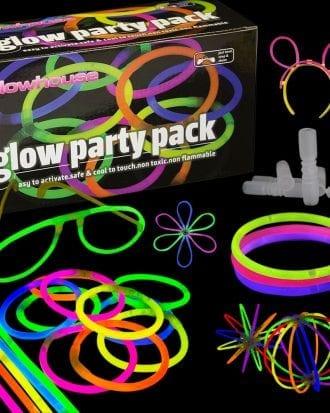 Glowsticks Partypack