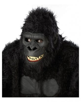Gorilla Ani-Motion Mask - One size