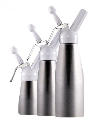 Gräddsifon Silver - 1