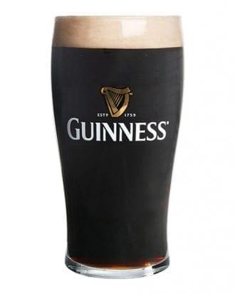 Guinness Ölglas - 12-pack