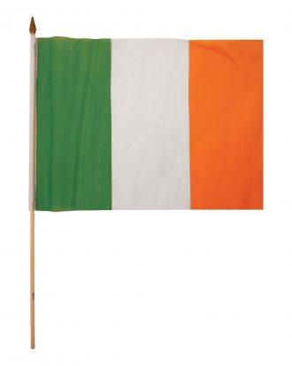 Handflagga Irland - 1-pack