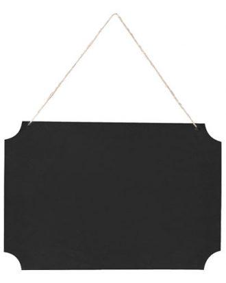 Hängande Skylt Blackboard