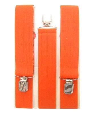 Hängslen UV Neon Orange