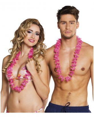 Hawaiikransar Rosa - 25-pack
