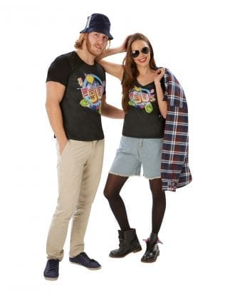 I Love The 90's T-shirt - Large