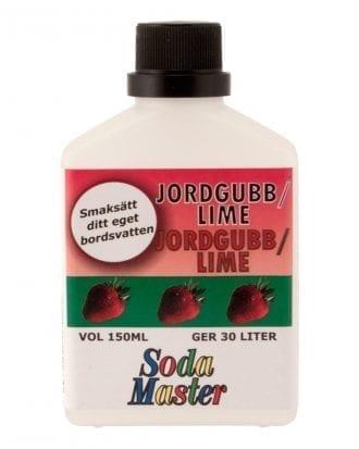 Jordubb/Lime Smaksättare