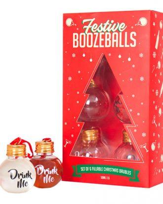 Julgranskulor Boozeballs